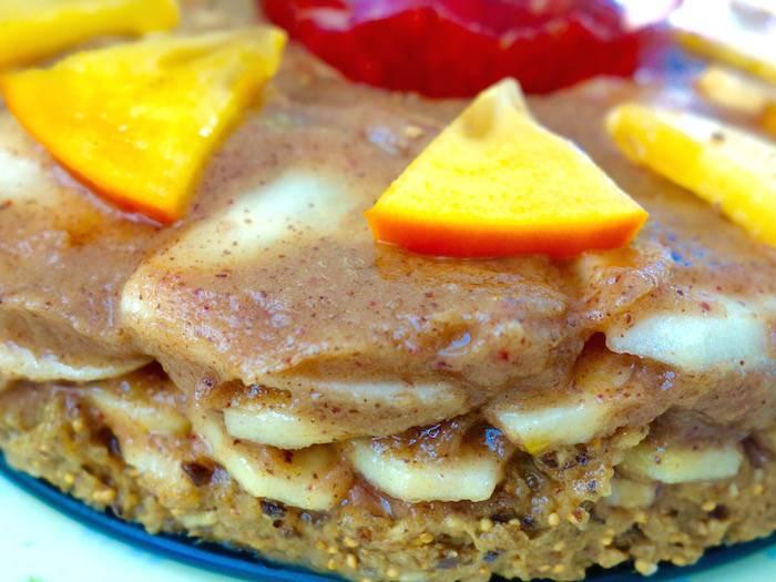 Fettfreier Apfelkuchen Ohne Backen