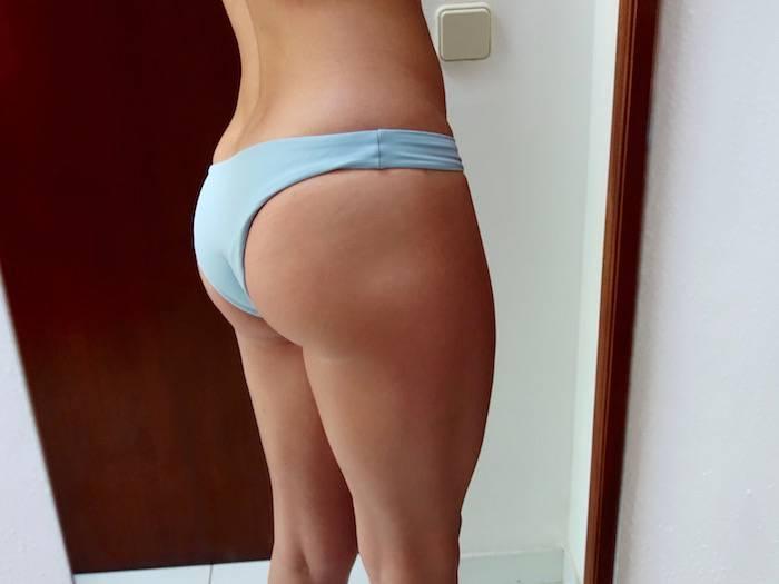 Cellulite trotz sport